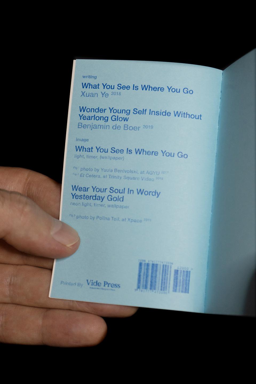W.Y.S.I.W.I.G Book